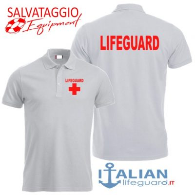 italian-lifeguard-polo-uomo-bianca-lifeguard-croce