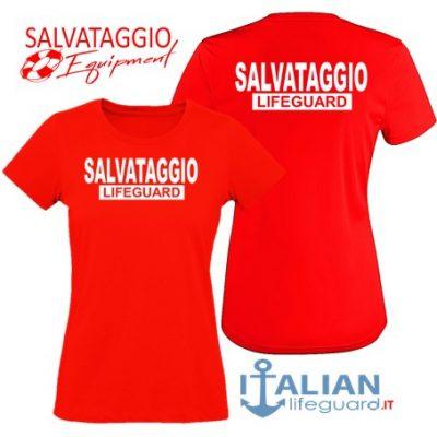 italian-lifeguard-t-shirt-donna-rossa-salvataggio-life